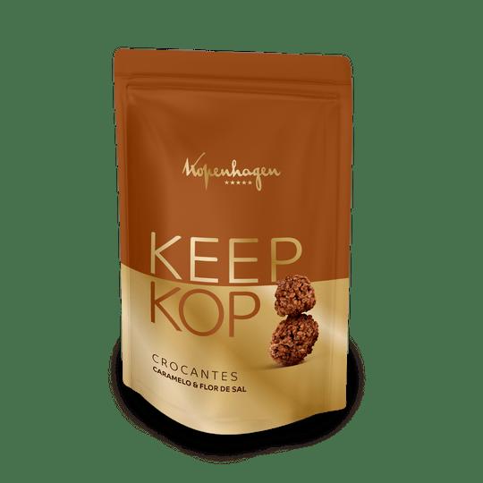 Keep Kop Caramelo Flor De Sal 100G