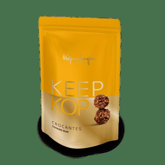 Keep Kop Cookie Rum 100G