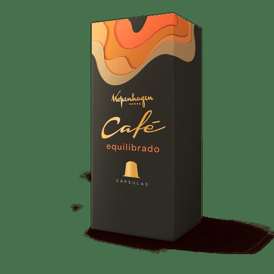 Cápsulas De Café Equilibrado 50G
