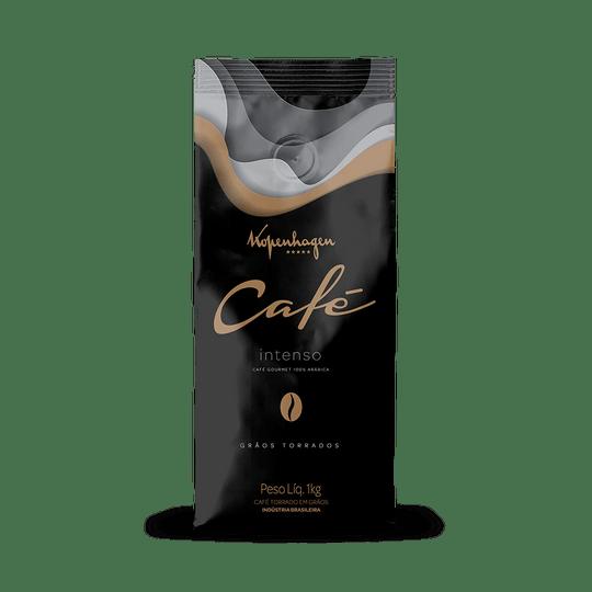 Café Em Grão Torrado 1KG