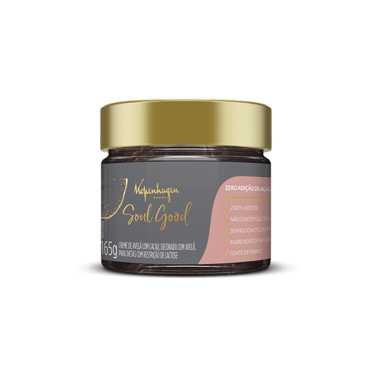 Creme De Avelã Soul Good Spreads 165G